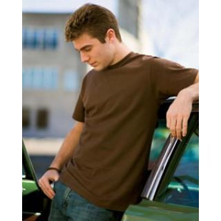 209b2922 4980 Hanes 4.5 oz. 100% Ringspun Cotton T-Shirt