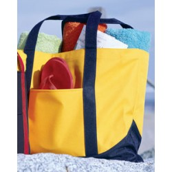 XVT BAGedge Two-Tone Tote