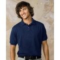 054 Hanes 5.5 oz. 50/50 EcoSmart Jersey Knit Polo