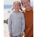 G240B Gildan Youth 6.1 oz. Ultra Cotton® Long-Sleeve T-Shirt