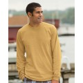 1971 Authentic Pigment 5.6 oz. Pigment-Dyed & Direct-Dyed Ringspun Long-Sleeve T-Shirt