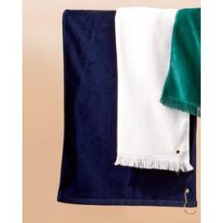 T68G Anvil Hemmed Towel with Grommet
