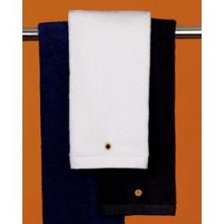 T68T Anvil Tri-Fold Hemmed Hand Towel with Grommet