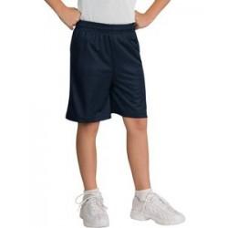YT510 Sport-Tek® Youth Mesh Short
