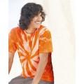 00814 Dyenomite Tone-on-Tone Pinwheel Short Sleeve T-Shirt