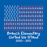 Branch Elementary - United We Stand